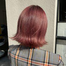 pinkhair ピンクカラー