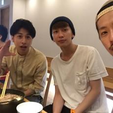 先日のランチ部 牛鍋専門店 船場虎島