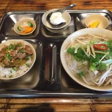この間のランチ部はベトナム料理のアンゴンに行って来ました