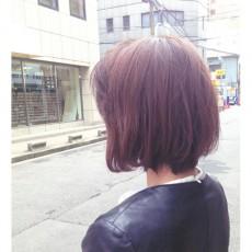 この春お客様に提案する髪が綺麗になるカラー