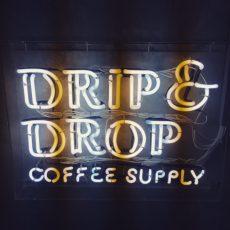 京都 DRIP&DROP COFFEE SUPPLY