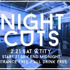 本日24時まで営業!!☆TITY NIGHT CUTS☆