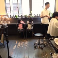 月曜営業★年中無休★大阪市西区・中央区にある美容室TITYはお子様連れ大歓迎♪